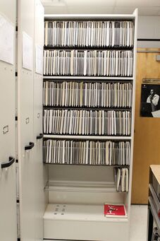 Sheet Music Transformation from Filing Cabinets