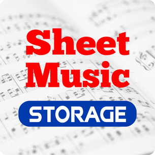 Sheet Music Storage